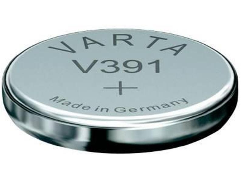 Батарейка Varta 391 01678