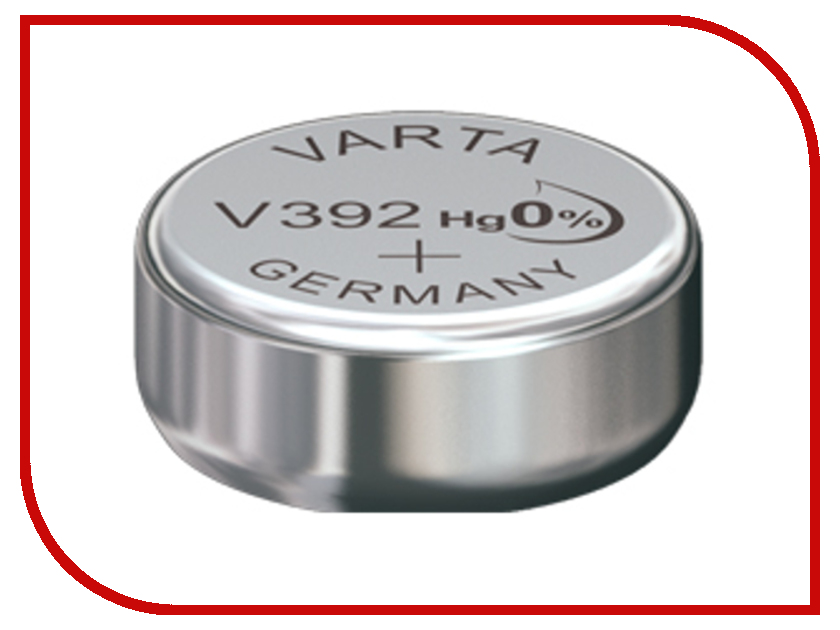 Батарейка Varta 392 01679 357a батарейка