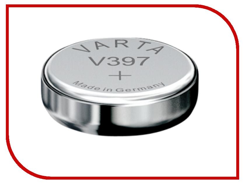 Батарейка Varta 397 01786