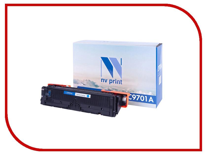 Картридж NV Print C9701A Cyan для HP LJ 1500/2500<br>