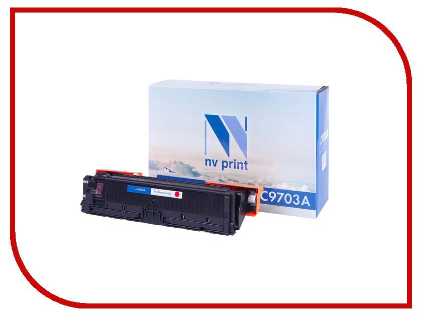 Картридж NV Print C9703A Magenta для HP LJ 1500/2500<br>