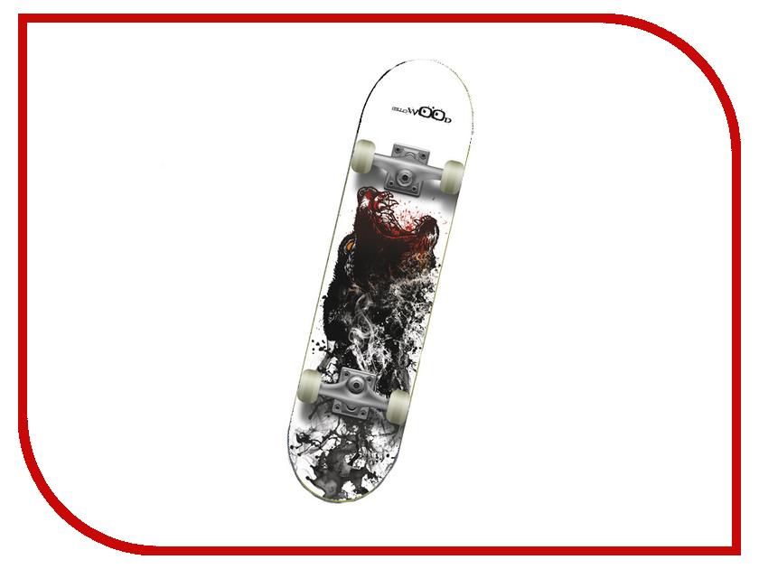 Скейт HELLO WOOD Bear
