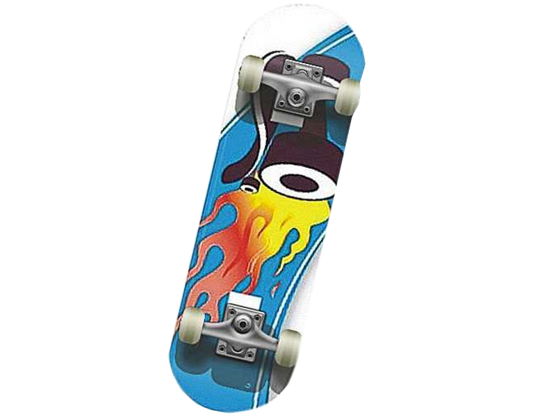 Скейт Maxcity MC Hot Wheels Mini-Board цена и фото