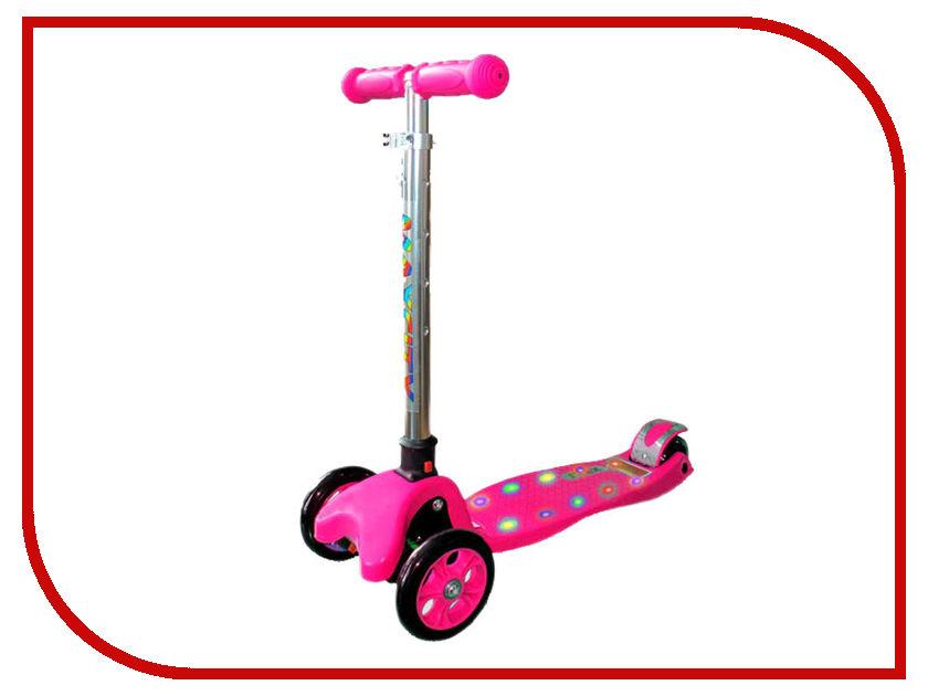 Самокат Maxcity MC Flex Pink цена