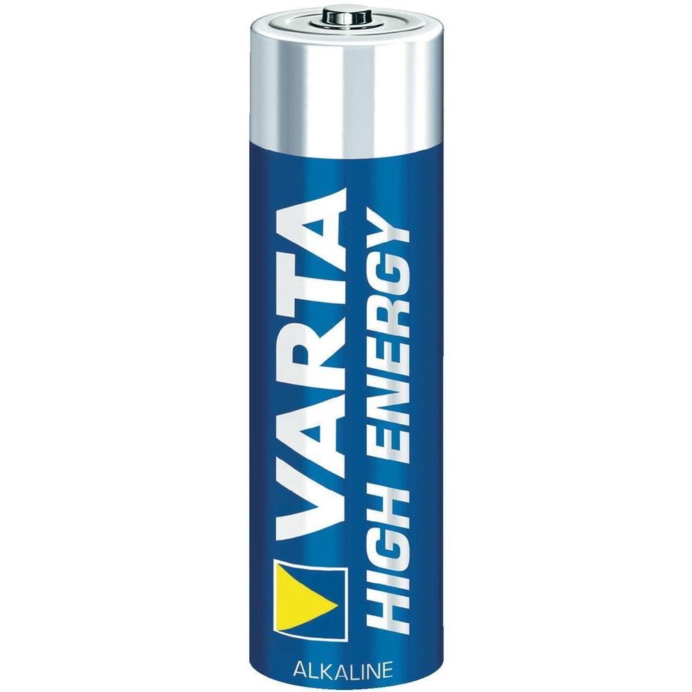 Батарейка AAA - Varta High Energy LR03 (24 штуки) 13258