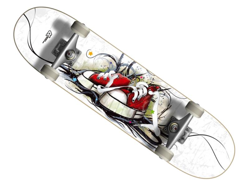 Скейт Спортивная Коллекция SC Boots