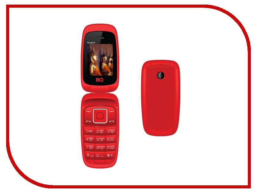 Сотовый телефон BQ BQM-1801 Bangkok Red<br>