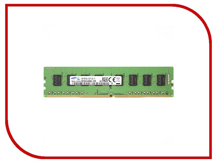 Модуль памяти Samsung DDR4 DIMM 2133MHz PC4-17000 CL15 - 4Gb M378A5143DB0-CPB / M378A5143EB1-CPB