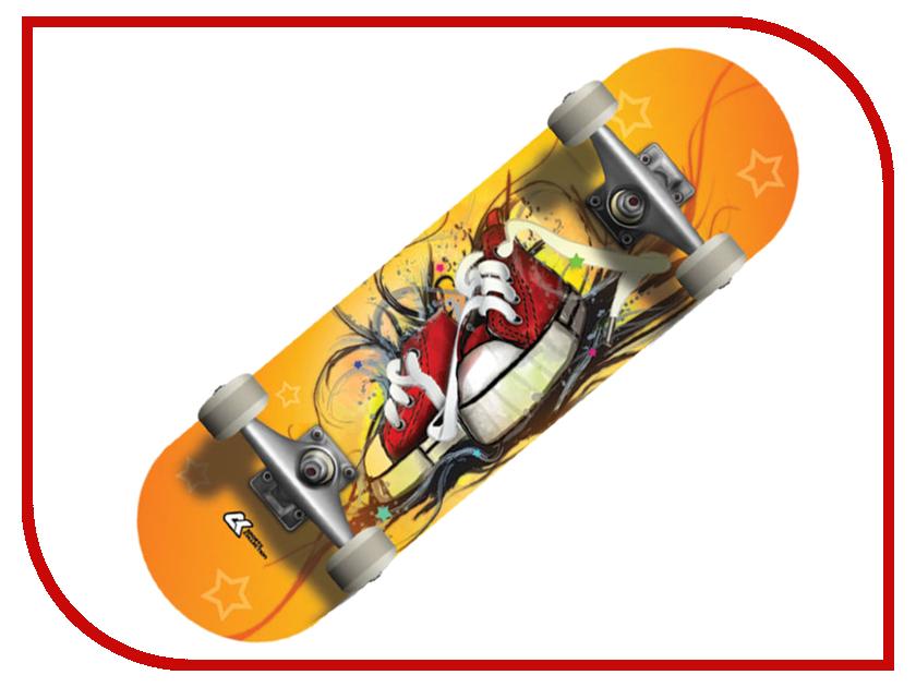 цена на Скейт Спортивная Коллекция SC Boots JR Mini-board
