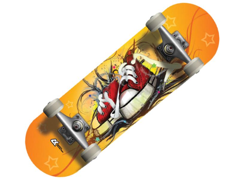 Скейт Спортивная Коллекция SC Boots JR Mini-board