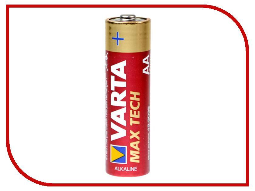Батарейка AA - Varta MAX TECH 4706 LR6 (4 штуки) 07012<br>