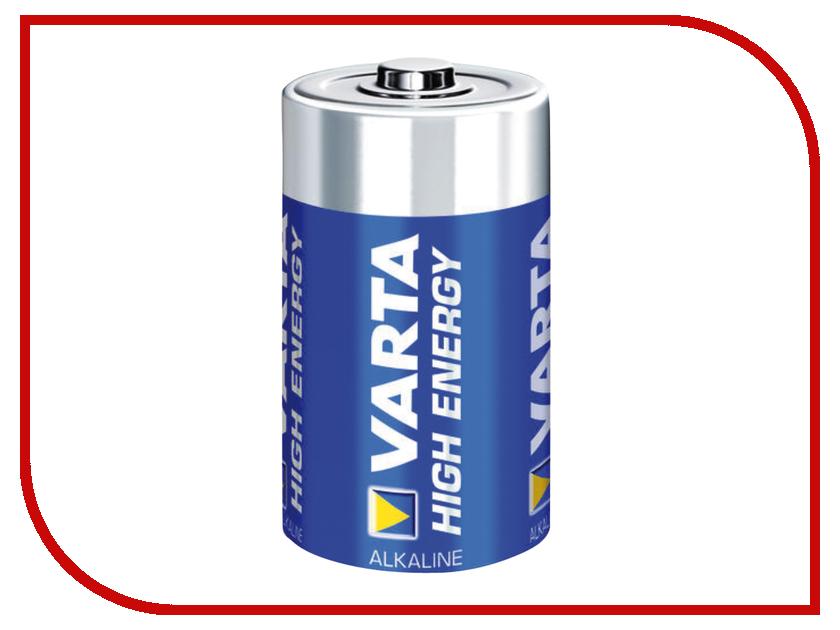 Батарейка C - Varta Energy 4114 LR14 (2 штуки) 10904<br>