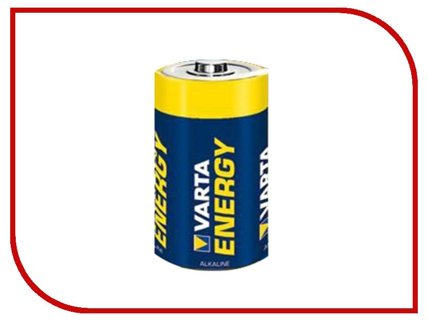 Батарейка D - Varta Energy 4120 LR20 (2 штуки) 10905