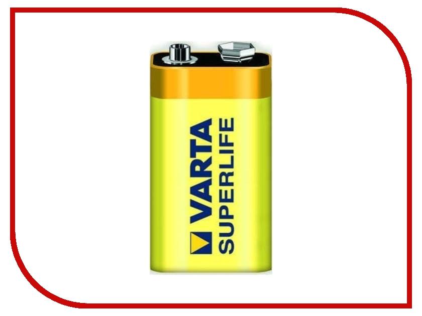 Батарейка КРОНА Varta 6F22 2022 08450<br>