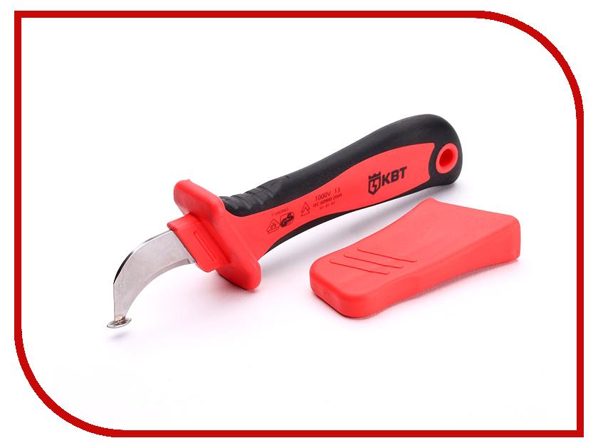 Нож изолированный КВТ НМИ-01 63845