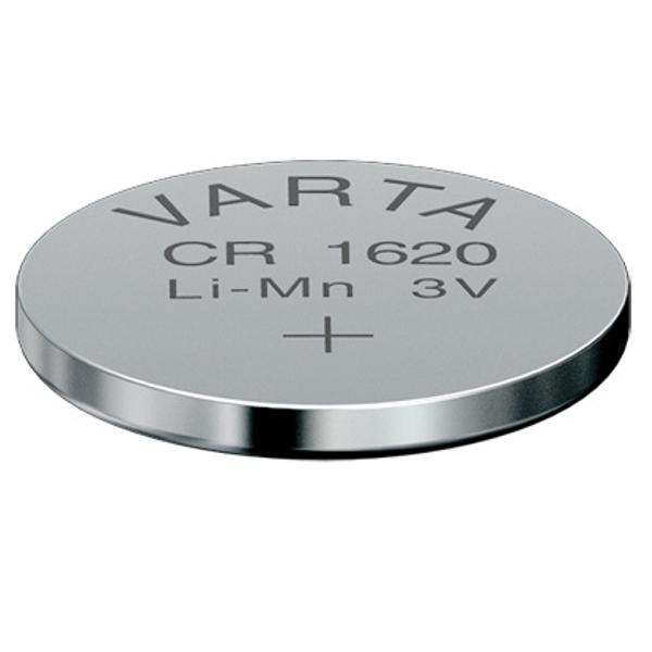 CR1620 - Varta 6620 (1 штука) 01255