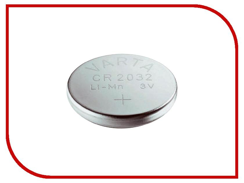Батарейка CR2320 - Varta 6320 (1 штука) 01259 батарейка varta 317 01862