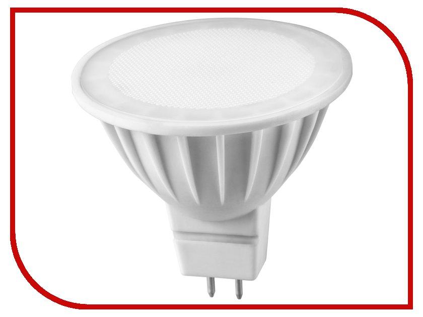 Лампочка ОнЛайт 71 637 OLL-MR16-5-230-3K-GU5.3
