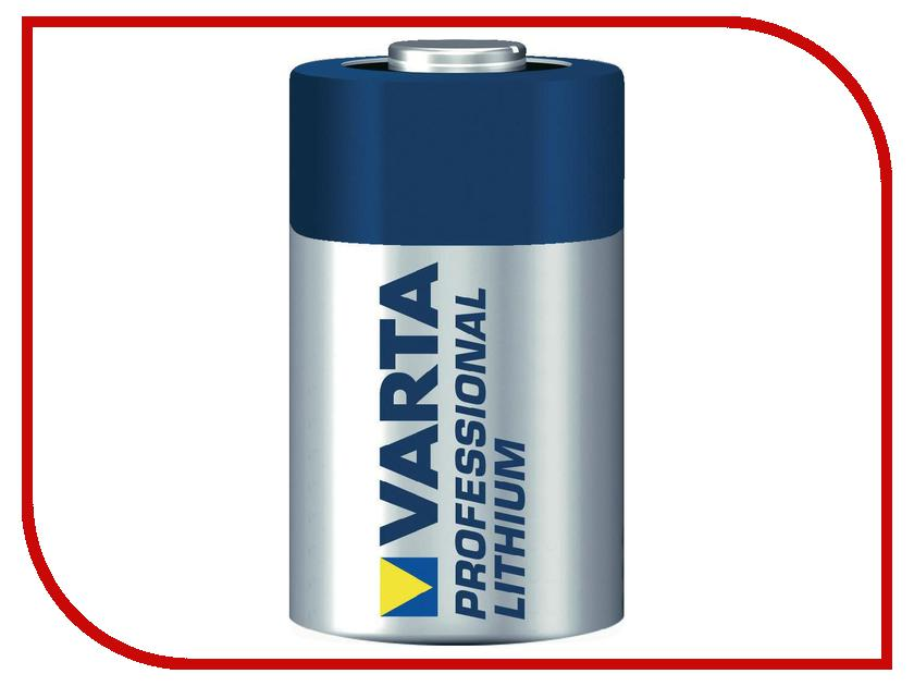 Батарейка CR2 - Varta Professional Lithium 6206 07664 батарейка varta 317 01862