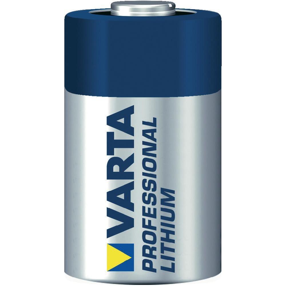 Батарейка CR2 - Varta Professional Lithium 6206 07664