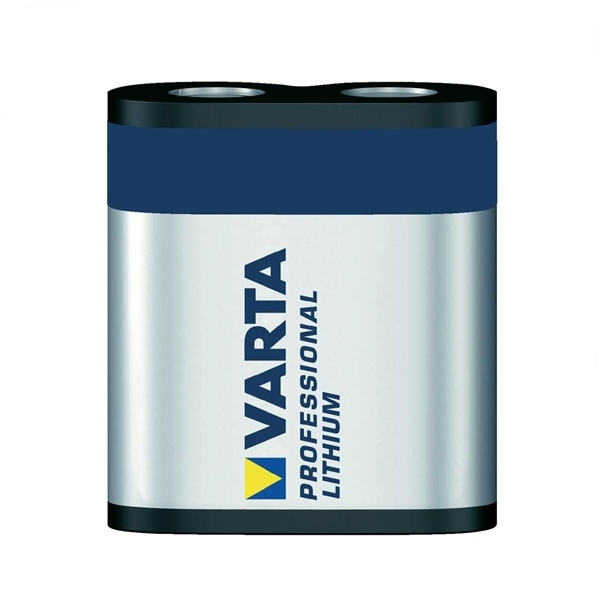 Батарейка CR-P2 - Varta Professional Lithium 6204 CR-P2 BL1 08850
