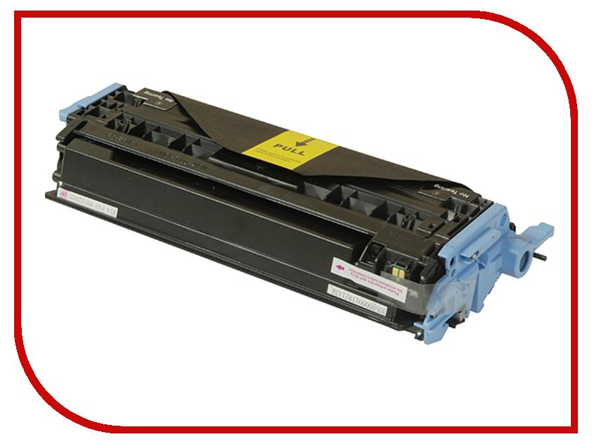 Картридж Cactus CS-Q6002A / CSP-Q6002A для HP LaserJet 1600/2600N/M1015/M1017 Yellow 2000стр/2500стр<br>