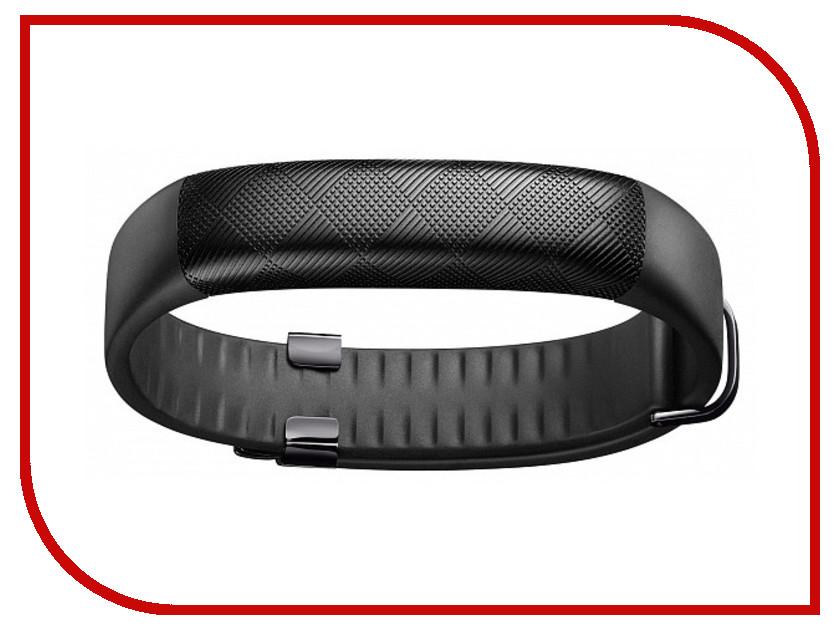 Умный браслет Jawbone UP 2 Black JL03-0303AGD-EM