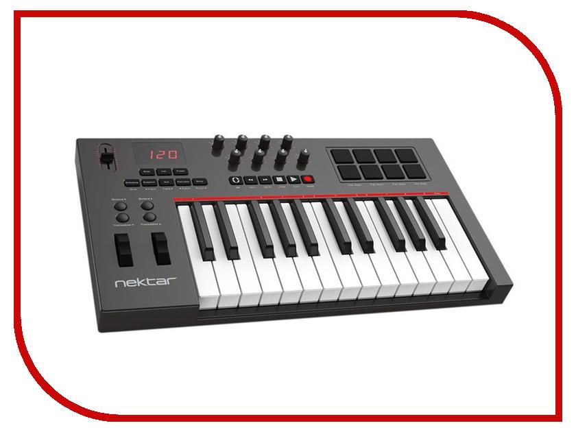 Midi-клавиатура Nektar Impact LX25<br>