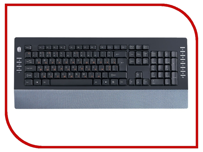 Клавиатура Sven Comfort 4200 Carbon