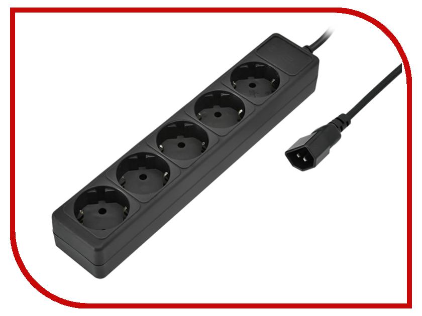 Сетевой фильтр Sven Special Base 5 Sockets 0.5m