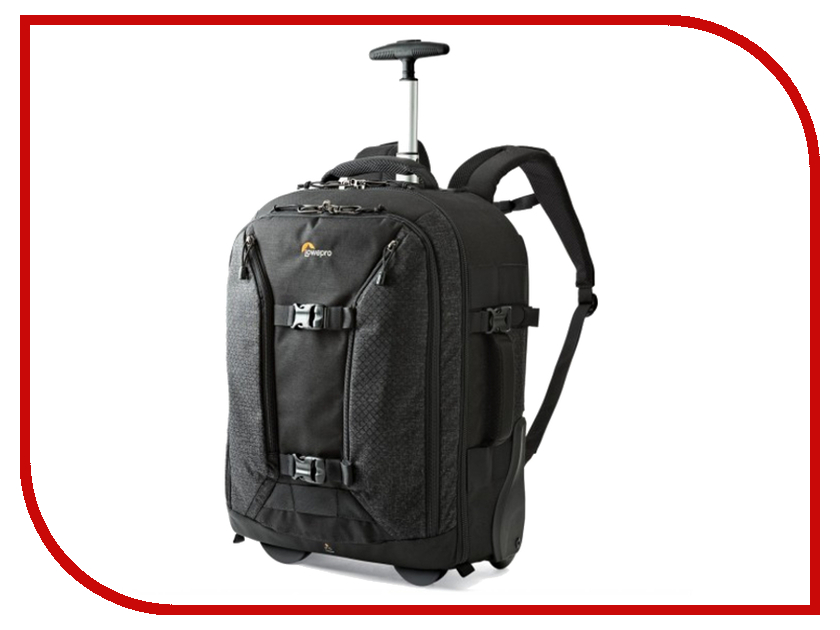 Дорожная сумка Lowepro Pro Runner RL x450 AW II Black