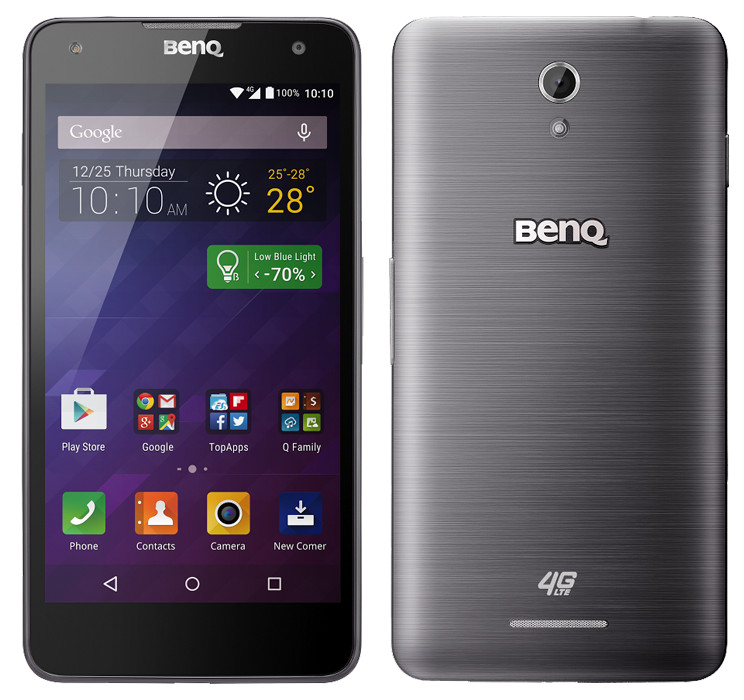 Сотовый телефон BenQ F52 Grey<br>