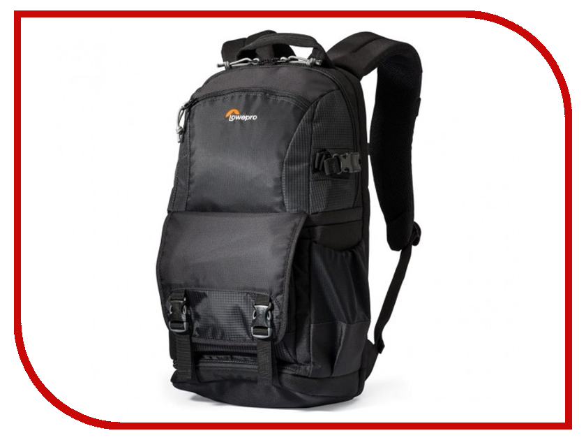 LowePro Fastpack BP 150 AW II Black LP36870-PWW рюкзак lowepro quadguard bp x2 black grey lp37011 pww