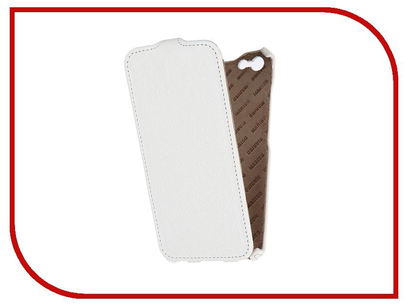 Аксессуар Чехол Mariso для iPhone 6 Plus White MIPH655