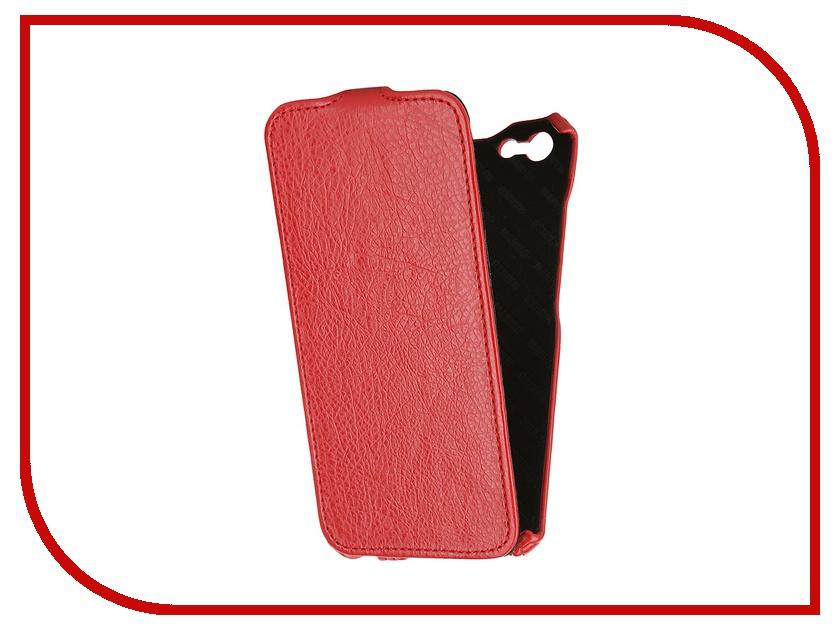 Аксессуар Чехол Mariso для iPhone 6 Plus Red MIPH655