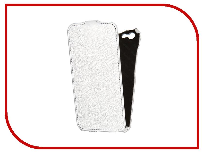 Аксессуар Чехол Mariso для iPhone 6 Plus Silver MIPH655<br>