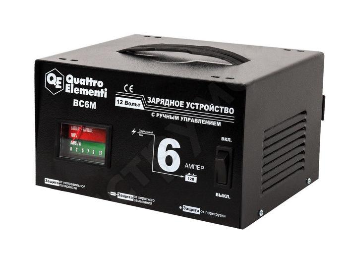 Устройство Quattro Elementi BC 6M 770-070