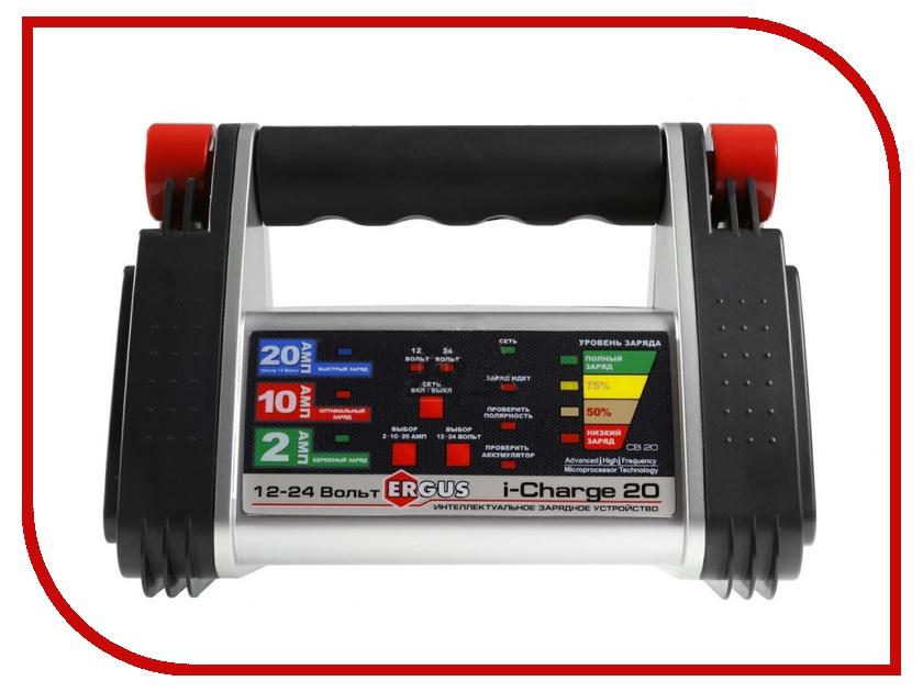 Зарядное устройство для автомобильных аккумуляторов Quattro Elementi i-Charge 20 771-169<br>