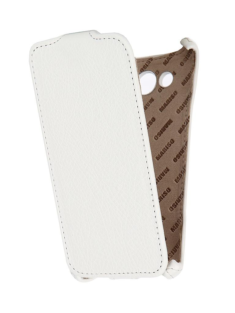 Аксессуар Чехол Samsung Galaxy A5 Duos SM-A500F Mariso White MSAMGA5<br>