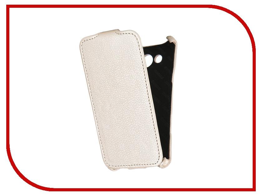 Аксессуар Чехол Samsung Galaxy A5 Duos SM-A500F Mariso Beige MSAMGA5 аксессуар чехол samsung sm a500f galaxy a5 good egg кожа black
