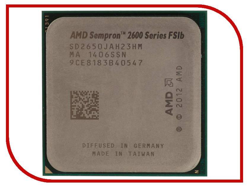 Процессор AMD Sempron 2650 Kabini SD2650JAH23HM (1450MHz/AM1/L2 1024Kb)