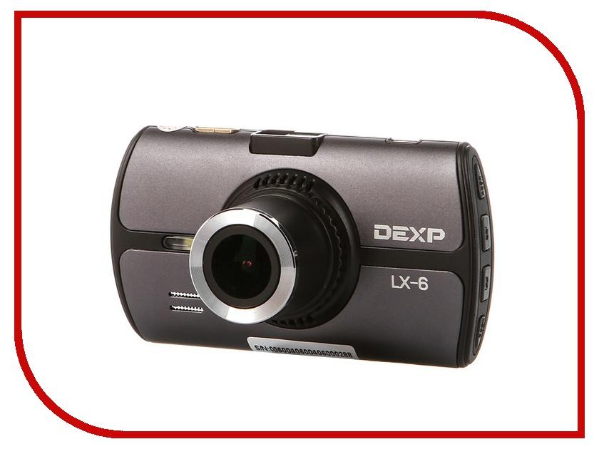 Видеорегистратор DEXP LX-6<br>