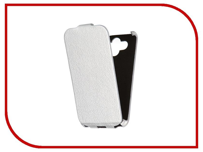 Аксессуар Чехол-книжка Mariso for LG AKA Ultra Slim экокожа Silver Флотер MUSLGAKA аксессуар sony aka dm1 dog mount for action cam