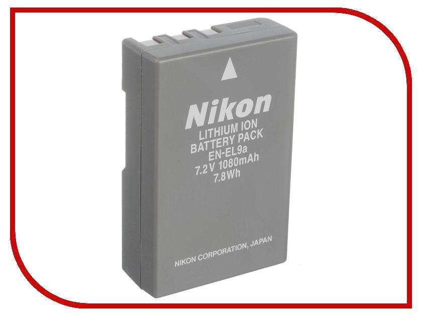Аккумулятор Nikon EN-EL9a nikon d3x body