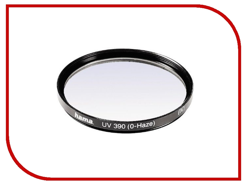 Светофильтр Hama UV 390 72mm (70172)<br>