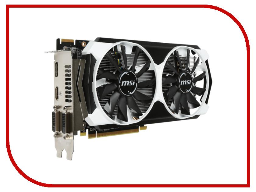 Видеокарта MSI Radeon R7 370 970Mhz PCI-E 3.0 2048Mb 5600Mhz 256 bit 2xDVI HDMI HDCP R7 370 2GD5T OC / V305-29S/03S<br>