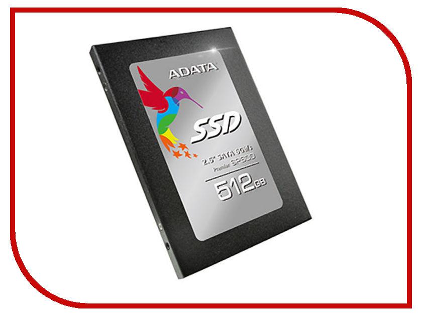 Жесткий диск 512Gb - A-Data Premier ASP600S3-512GM-C<br>