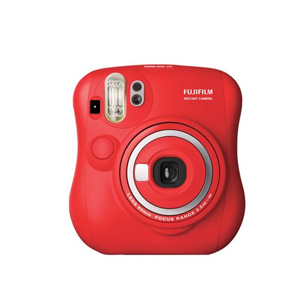 Фотоаппарат FujiFilm 25 Instax Mini Red