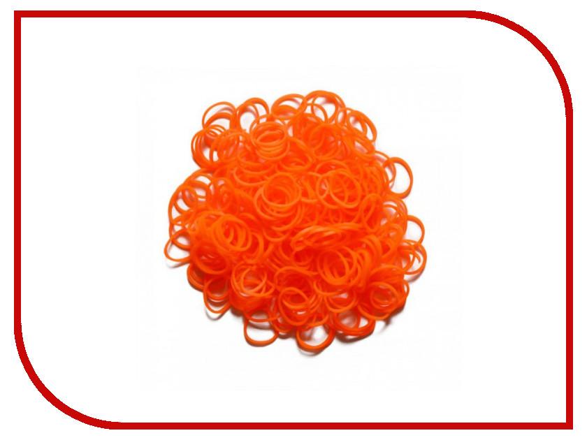Набор для творчества DIY Loom Bands 600 шт K-102-1 Orange