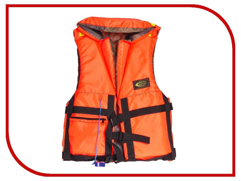Спасательный жилет Vostok 66-70 120кг Orange